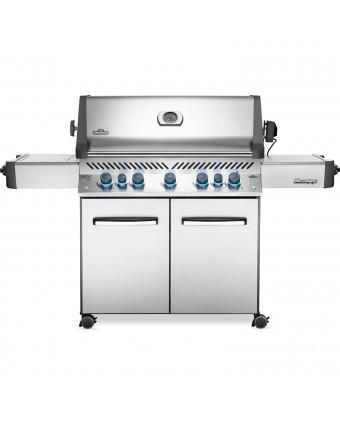 BBQ Prestige 665 RSIB au gaz propane - Acier inoxydable