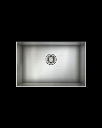 """Évier simple en acier inoxydable ProInox H0 25"""" x 16"""" x 9"""""""