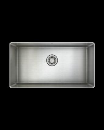 """Évier simple en acier inoxydable ProInox H75 30"""" x 16"""" x 9"""""""