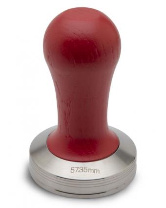 Pressoir à café pour porte-filtre de 57 mm - Rouge