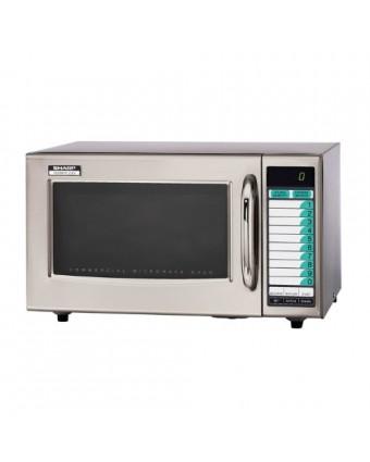 Micro-ondes commercial - 1000 W / 3 niveaux de puissance