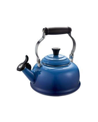 Bouilloire sifflante classique - Bleuet