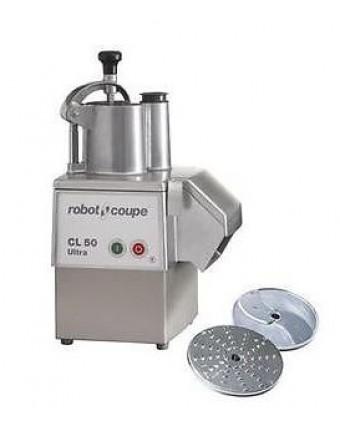 Robot de cuisine à alimentation continue sans disques - 120 V / 1,5 HP