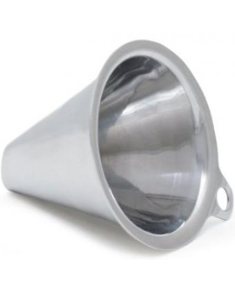 Entonnoir à moulin à sel ou poivre en acier inoxydable