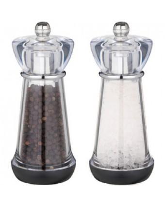 Ensemble moulins à poivre et sel Frescio