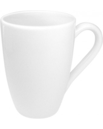 Ensemble de quatre mugs en porcelaine 10 oz