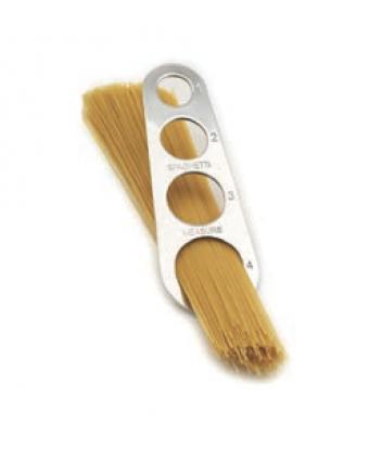 Outil de mesure à spaghetti en acier inoxydable