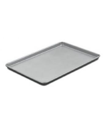 "Plaque de cuisson en acier antiadhésive 11,8"" x 17,5"""