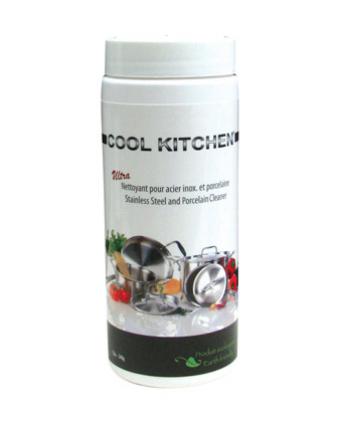 Produit nettoyant pour acier inoxydable et porcelaine
