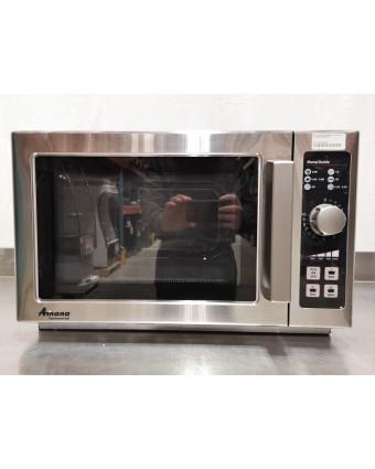 Micro-ondes commercial - 1000 W / 4 niveaux de puissance (endommagé)