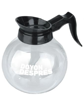 Verseuse en verre logo Doyon Després 60 oz
