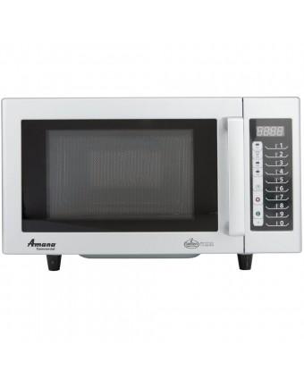 Micro-ondes commercial - 1000 W / 5 niveaux de puissance