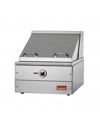 Cuiseur à vapeur à hot-dogs électrique - 240 V