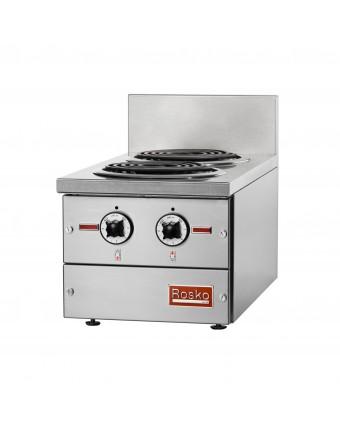 """Table de cuisson électrique 12"""" - 208 V"""