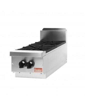 """Table de cuisson au gaz 12"""" - 32 000 BTU / Valve de sécurité"""