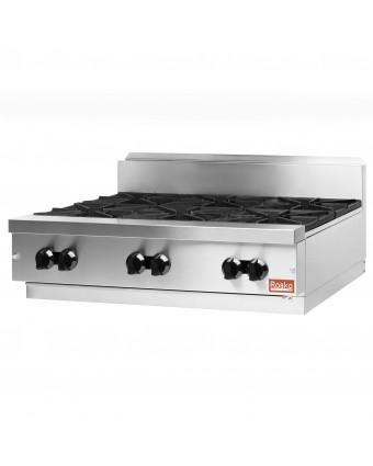 """Table de cuisson au gaz 36"""" - 96 000 BTU"""