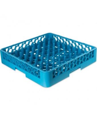 Panier pleine grandeur pour assiettes - Bleu