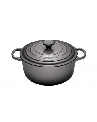 Cocotte ronde 5,3 L - Oyster