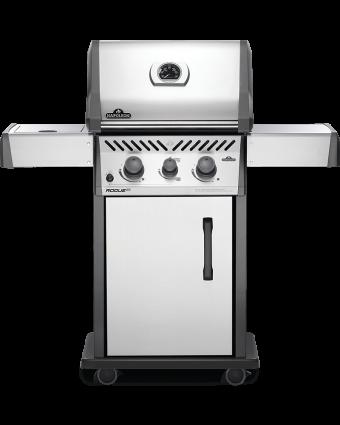 BBQ au gaz propane Rogue XT 365 SIB - Acier inoxydable