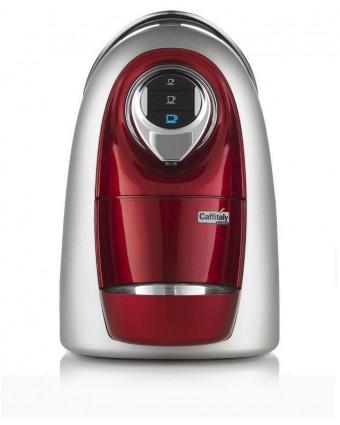 Machine à café à capsules S04 – Rouge