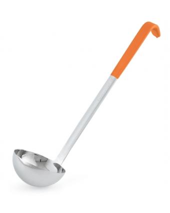 Louche avec manche Kool-Touch 8 oz - Orange