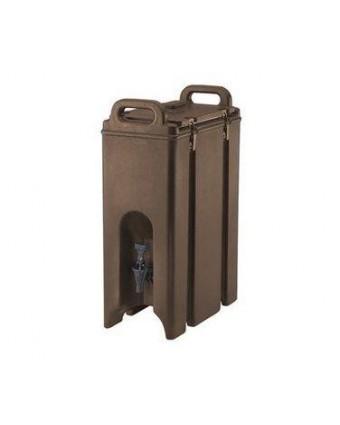 Distributeur isotherme de boisson Camtainer 18 L - Brun