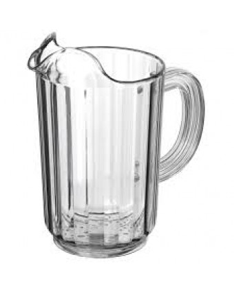Pichet en polycarbonate 32 oz - Transparent
