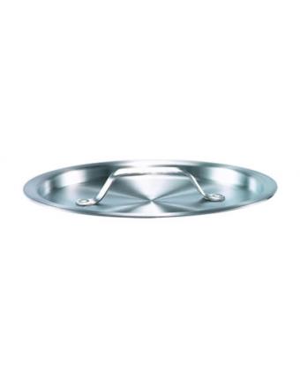 Couvercle en aluminium pour marmite en aluminium Thermalloy 15 L