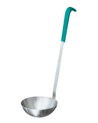 Louche avec manche Kool-Touch 6 oz - Vert