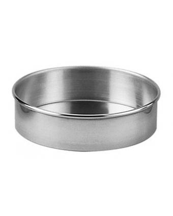 """Moule à gâteau rond en aluminium 6"""""""