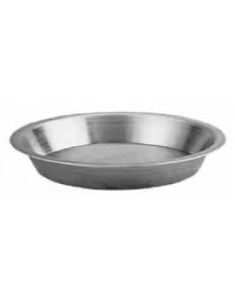 Assiette à quiche ou à tarte en aluminium 11''