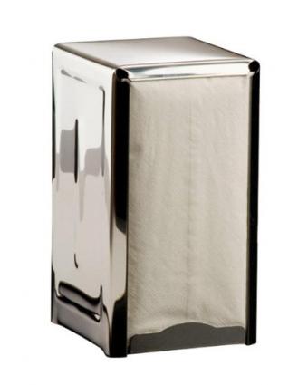 Distributeur à serviette de table en acier inoxydable