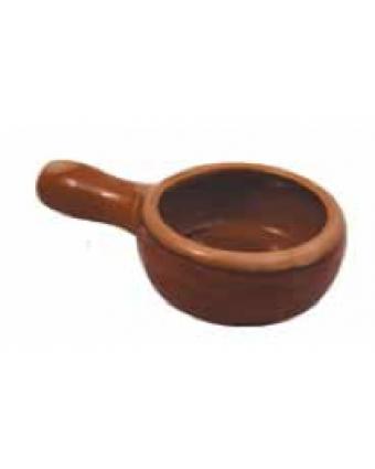 Bol Soupe à l'Oignon Brun avec Poignée