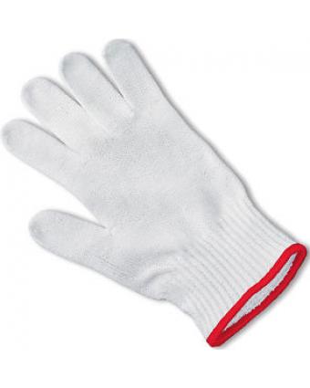 Gant de protection en polyester et en acier inoxydable - Grand