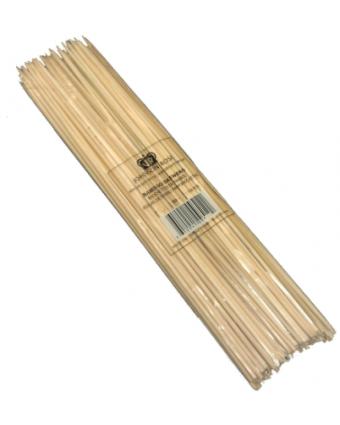 "Brochettes en bambou 12"""