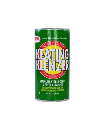 Produit nettoyant pour l'acier inoxydable Keating Klenzer