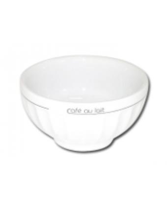 Bol à café sur pied en porcelaine 15 oz