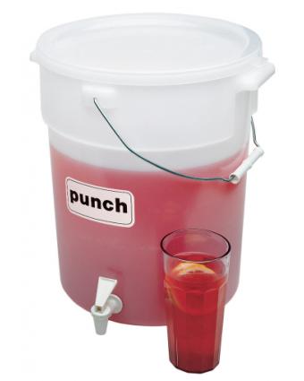 Distributeur à boisson froide en polyéthylène 22,7 L