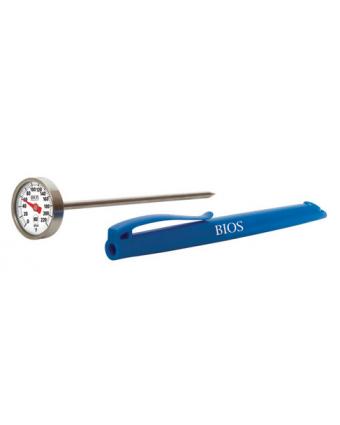 Thermomètre à cadran à °F (0°F à 220°F)