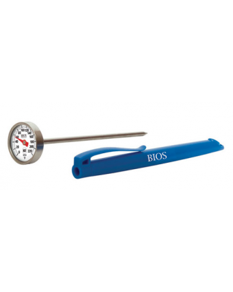Thermomètre à cadran à °C (-10°C à 110°C)