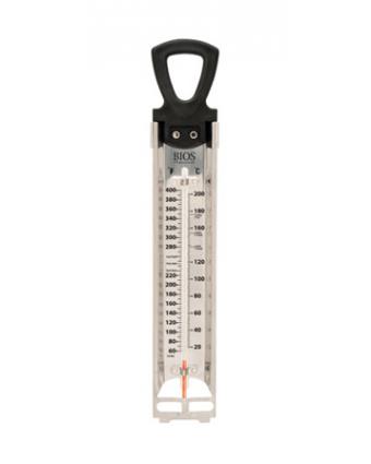 Thermomètre à bonbon et à friture (60°F à 400°F)