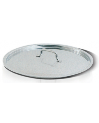 """Couvercle en acier inoxydable pour contenant en acier inoxydable 9,5"""""""
