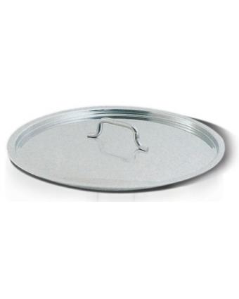 """Couvercle en acier inoxydable pour contenant en acier inoxydable 12,5"""""""