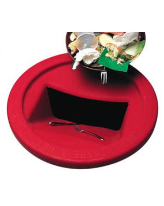 Couvercle Magnétique KatchAll pour Poubelle - Rouge