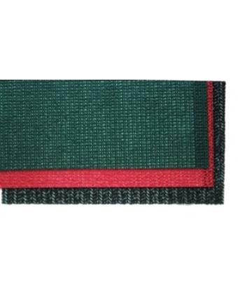 Tapis de bar Grip-Net - Rouge (vendu au pied)