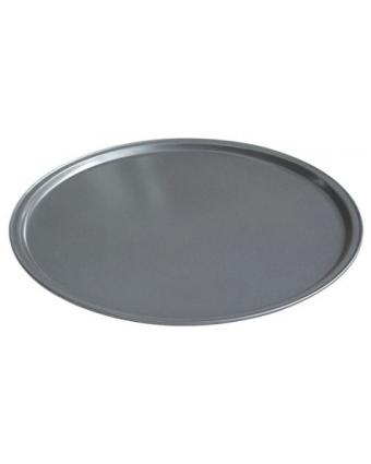 Tôle à pizza en acier aluminisé 14''