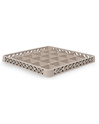 Extension pour panier pleine grandeur à 25 compartiments Traex - Beige