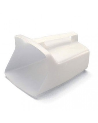Pelle en polycarbonate 64 oz - Blanc
