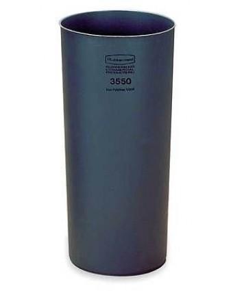 Doublure de poubelle rigide 45,4 L - Gris