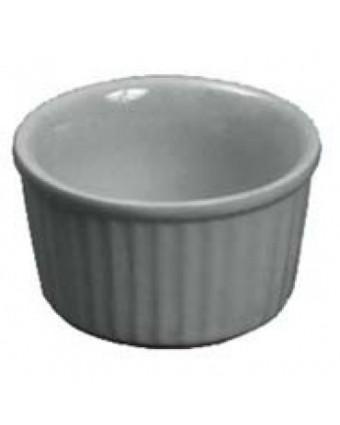 Ramequin rond en céramique 2,5 oz